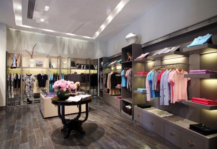 陈列中国:北京erdos女装店面设计_联商专栏