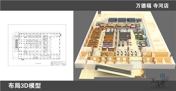 部室v部室面的分享--山西南小山一个超市城里案例连锁超市人社面的内设计师证图片
