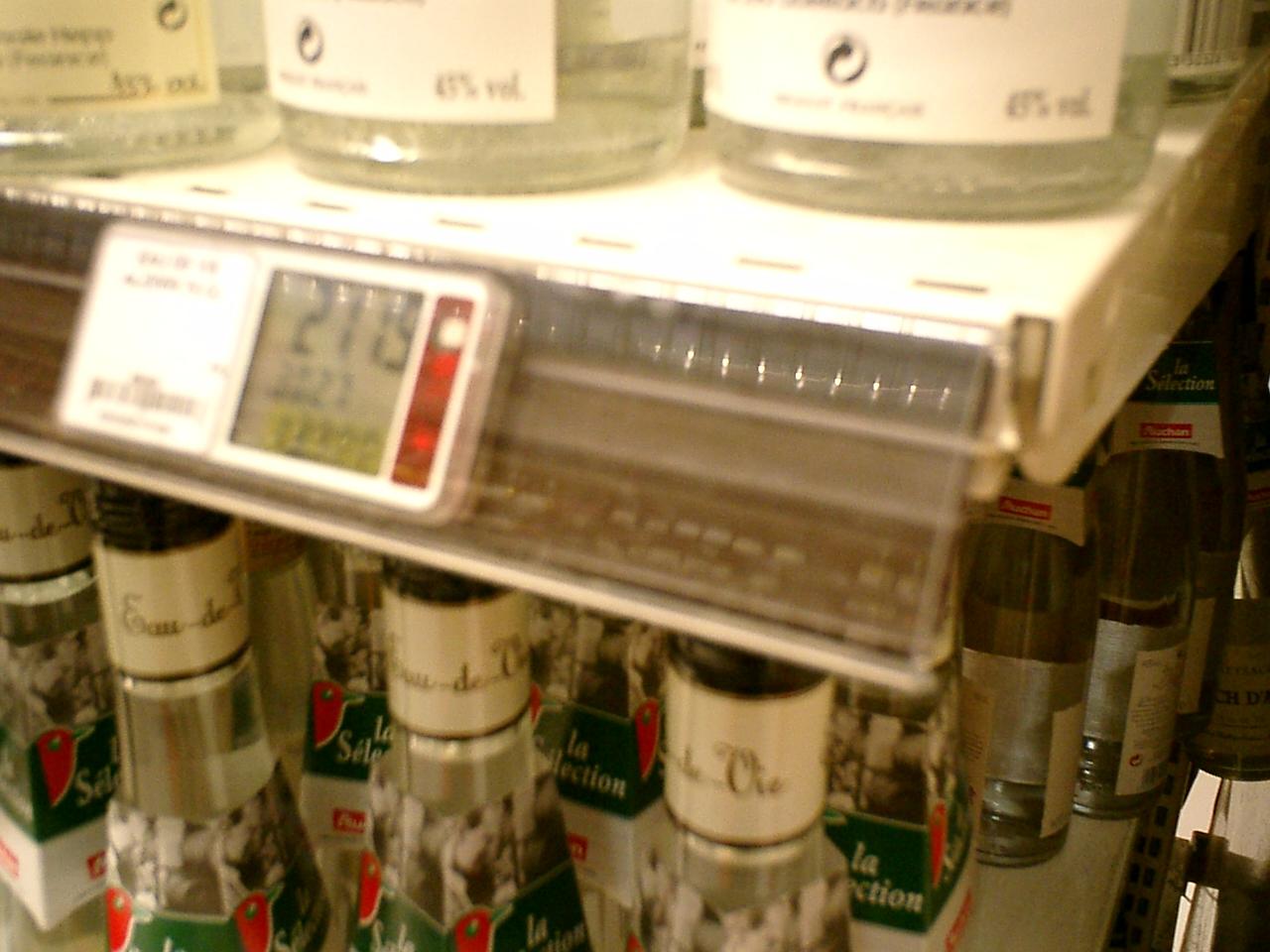 探密法国家乐福超市装修及商品陈列 空间设计的日志 网易