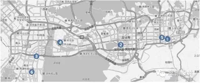 深圳万象城室内步行街公共空间分析
