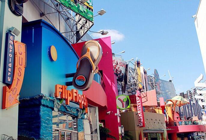 主题式情景街区 商业搭上文化别有风情!_派沃设计