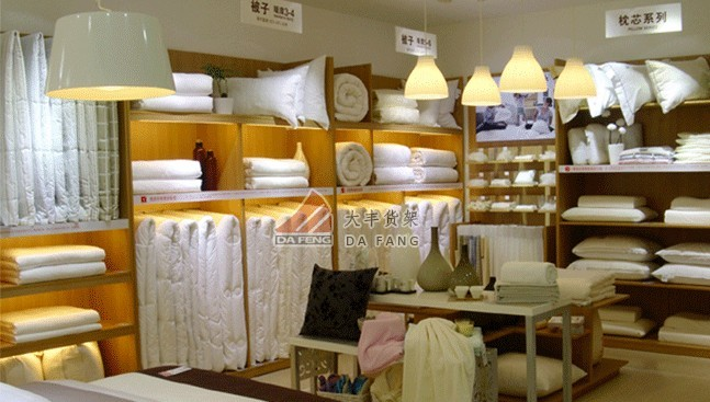 qq会员官方网_小宝:家纺店该如何陈列摆设(图)_联商专栏